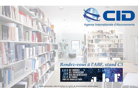 65e congrès de l'ABF