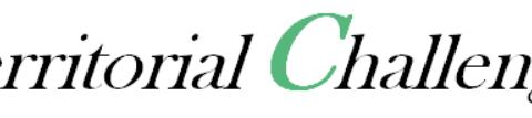 Nouvelle revue : Territorial Challenges