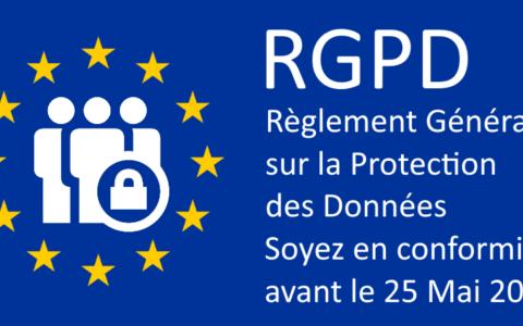 RGPD / GPDR = Protection des données